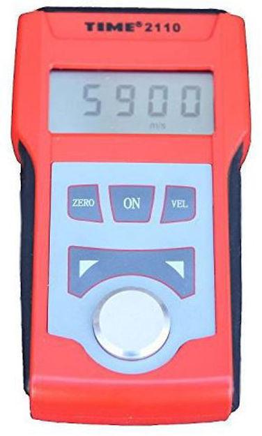TT2110 Ultrasonic Thickness Gauge