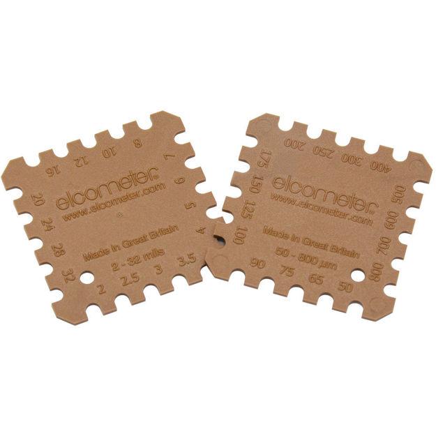 Elcometer 154 Plastic Wet Film Combs