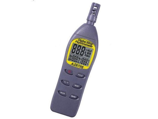 8706 Digital Thermo Hygrometer