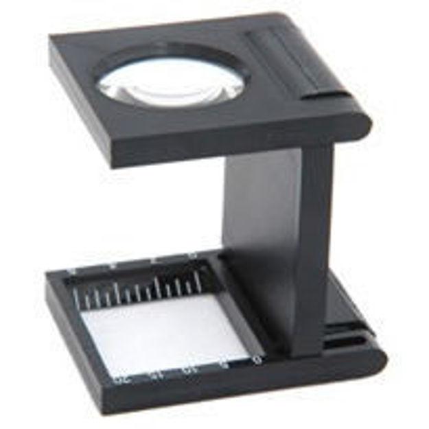 134 Folding Linen Magnifier - 8X