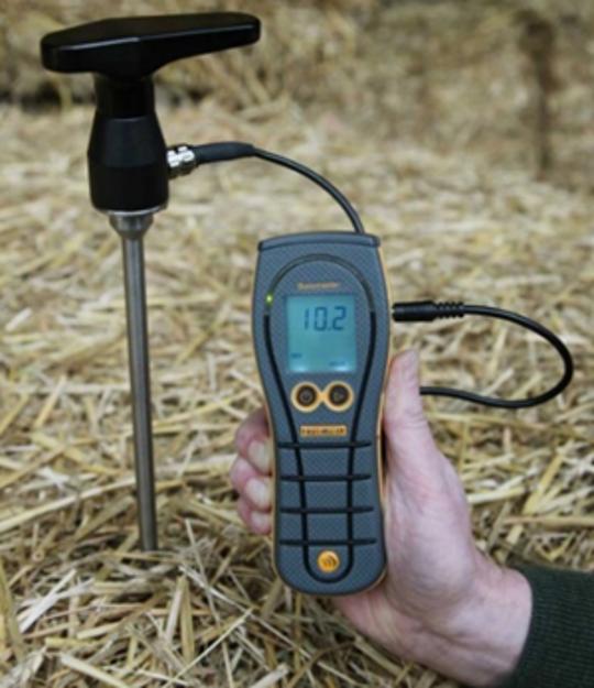 Picture of Protimeter BaleMaster® Moisture Meter
